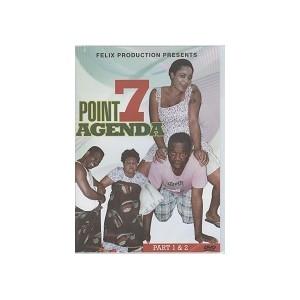 7 point Agenda