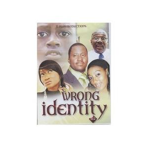 Wrong Identity-wholesale