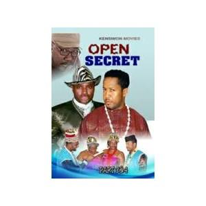 Open Secret-Wholesale