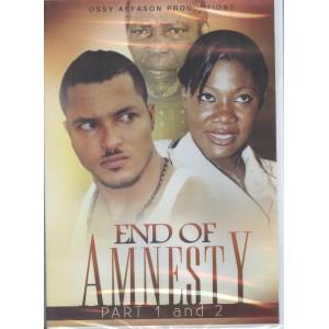 End of Amnesy
