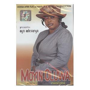 Moyin Oluwa - Yoruba
