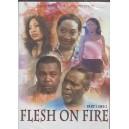 Flesh on fire