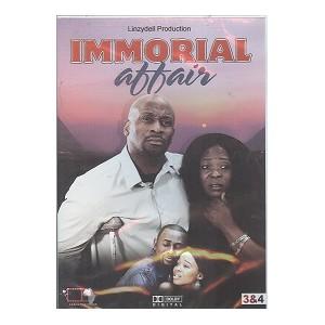 Immoral Affair 3 & 4